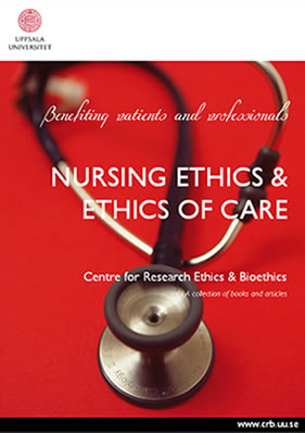 Nursing ethics & ethics of care cover