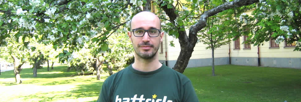 Meet a PhD Student: Mirko Ancillotti
