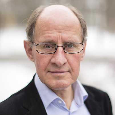 Mats G. Hansson, professor i biomedicinsk etik, Uppsala universitet