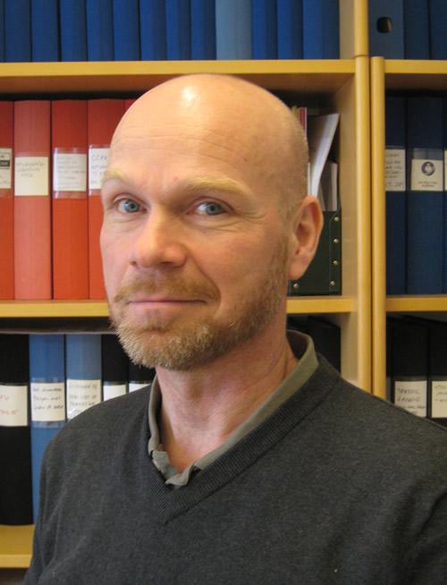 UIrik Kihlbom, lektor i medicinsk etik