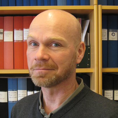Ulrik Kihlbom, Associate Professor of Medical Ethics
